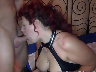 german ugyl bbw milf fuck young guy homemade